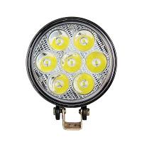 Lampa iluminat 7 leduri 10-30V 21W - unghi radiere 60 de grade tip flood