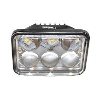 Lampa iluminat 6 leduri 10-30V 18W - unghi radiere 30 de grade tip spot