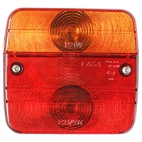 Lampa spate remorca/camion 104x97x50mm