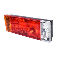 Lampa stop spate stanga camion cu mers inapoi DSP-16 404x141x76mm