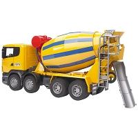 Jucarie Camion betoniera Scania