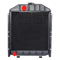Radiator racire apa U-445 450x460x53 (cupru)