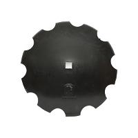 Taler disc crestat 510x5 patrat de 31