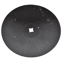 Taler disc neted 610x6 patrat de 41