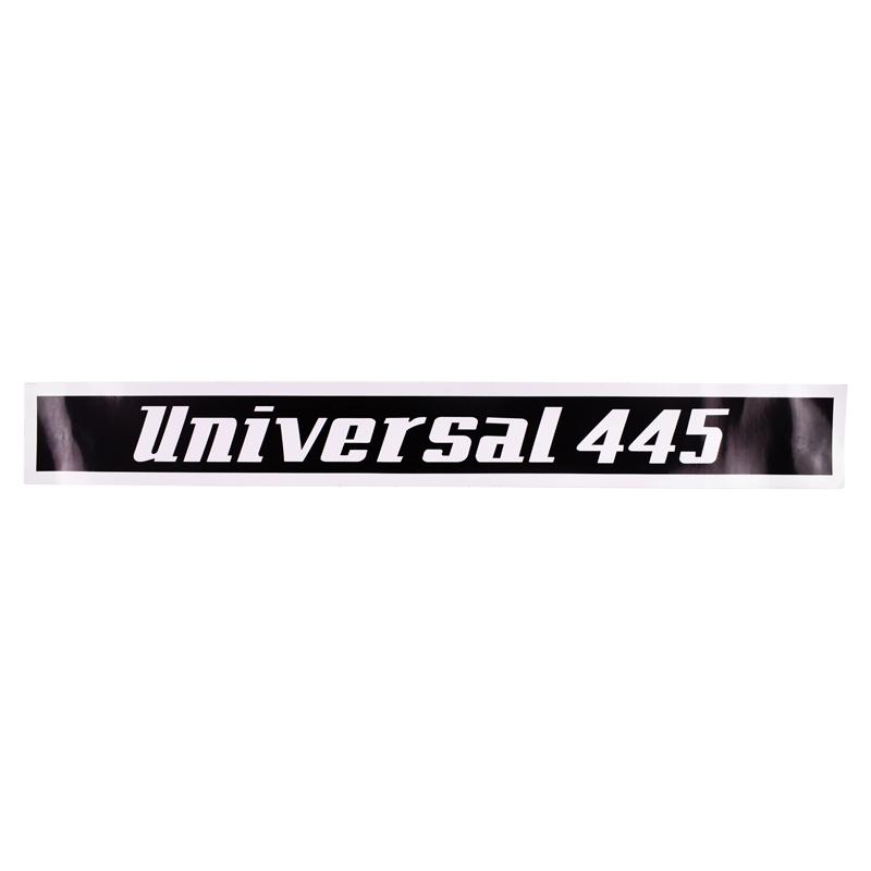 Emblema U-445 (abtibild)