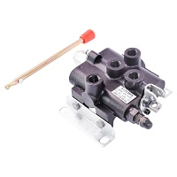 Distribuitor cilindru hidraulic plug reversibil