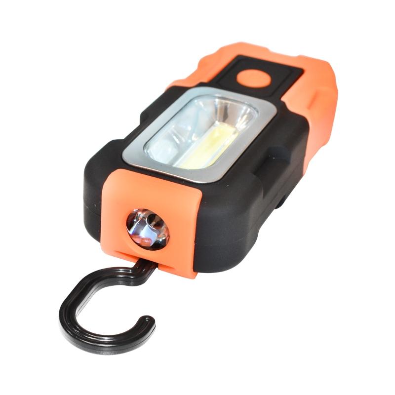 Lanterna LED 1W mica cu magnet Breckner Germany