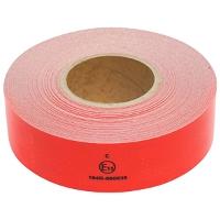 Banda reflectorizanta rosie 45,7m /rola