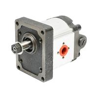 Pompa hidraulica PH113 dreapta cu supapa debit marit 24 l/min p 220 bar