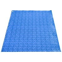 Coala clingherit pentru garnituri 1270x1270x0,5mm albastra
