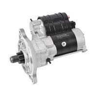 Electromotor model nou cu reductor amplificat de putere U-445, Fiat, Aro 2.8 kW Breckner Germany