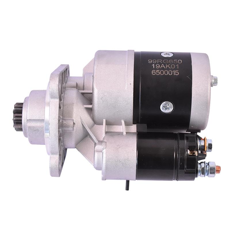 Electromotor model nou cu reductor amplificat de putere U-650 U-651 Bourget