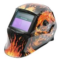 Masca de sudura automata Breckner Germany Fire Skeleton