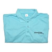 Tricou polo turquoise Breckner XL
