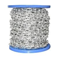 Lant electrogalvanizat 4.7x19x17mm DIN5685A 30m/rola tambur plastic