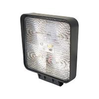 Lampa 5 LED-uri 10-30V 15W unghi de radiere 60 patrat