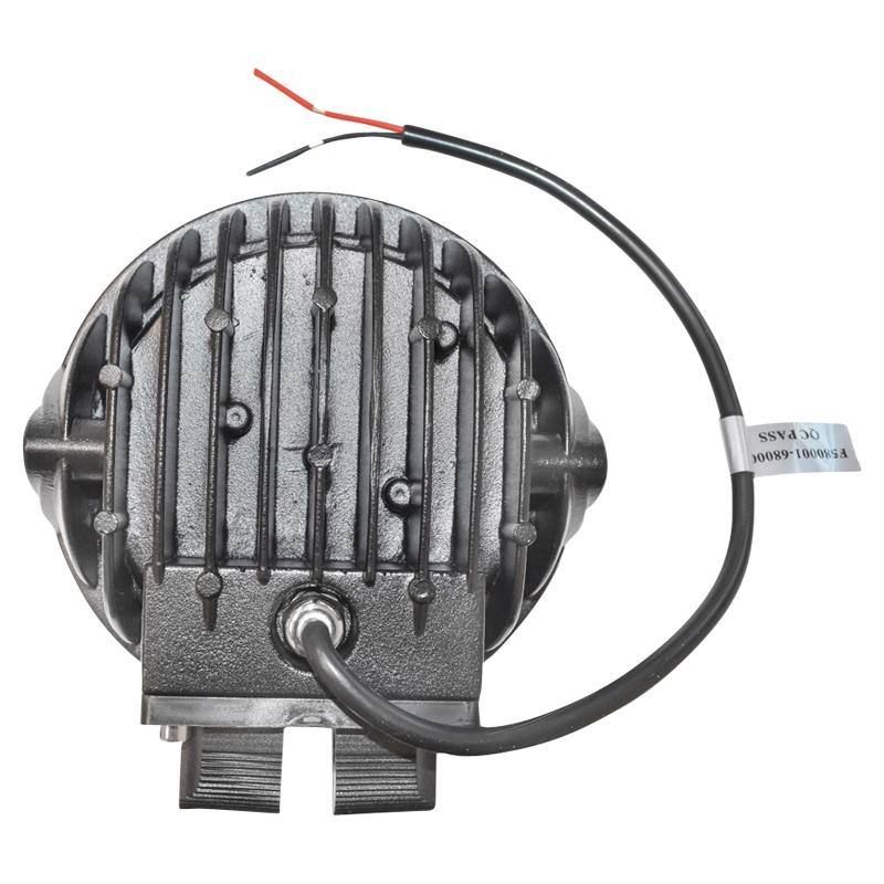 Lampa 15 LED-uri 10-60V 45W unghi de radiere 60 rotund