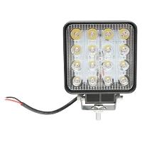 Lampa 16 LED-uri 10-60V 48W unghi de radiere 60 patrat Breckner Germany