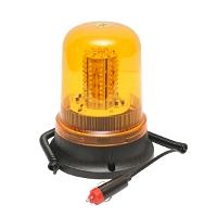Girofar LED 12V cu talpa magnetica si alimentare la bricheta