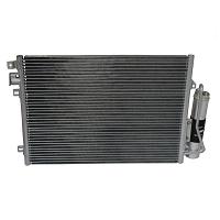 Radiator condensor AC Logan benzina 6001550660