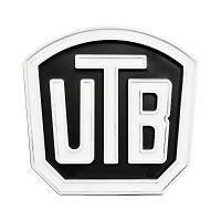 Emblema plastic UTB pentru grila fata