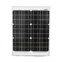 Panou solar 20W 450x340x20mm Breckner Germany