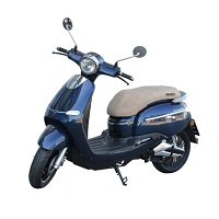 Scuter electric Hecht Citis Blue 3000W 45km/h