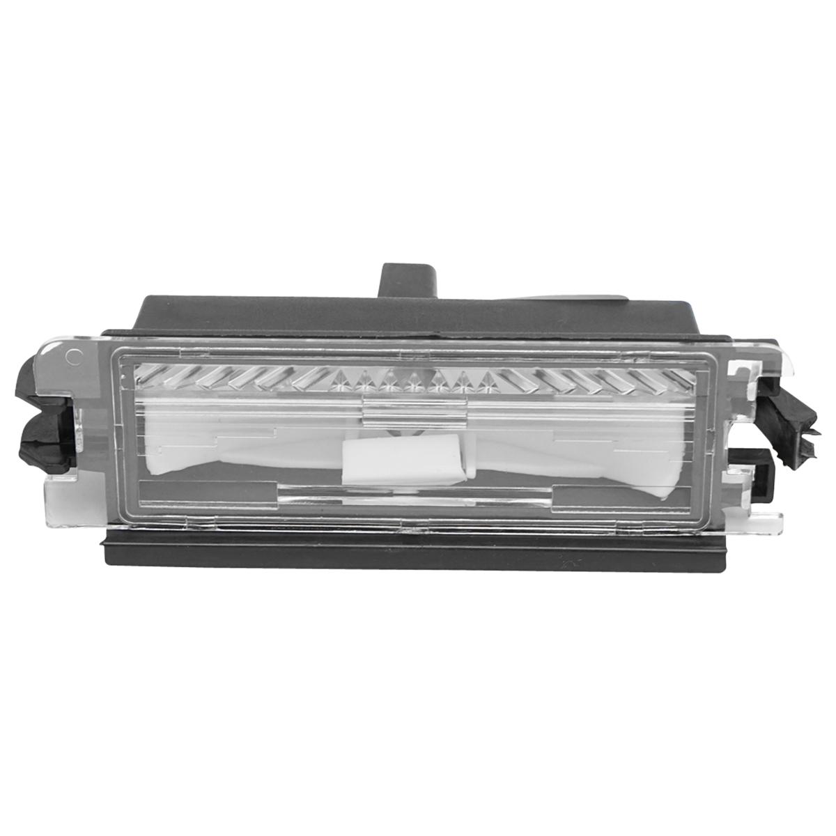 Lampa numar Dacia Logan m.v. 7700433414