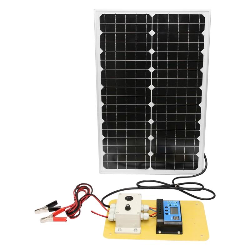 Panou solar 30W 2 x USB Breckner Germany