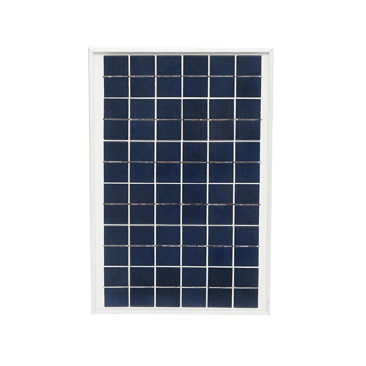 Panou solar 10W cu baterie 12V 5Ah Breckner Germany