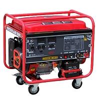 Generator de sudura monofazat 7 kW 65-200A Breckner Germany BK87728