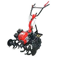 Motocultor pe benzina MT 7-100 , 2+1 viteze, 7 CP, 208 cc, latime 100 cm, roti si freze incluse, 78 kg Breckner Germany