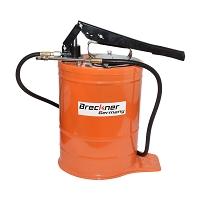 Pompa pentru gresat manuala 20 Kg cu furtun 1,5m 3500 PSI Breckner Germany