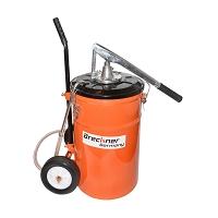 Pompa pentru ulei manuala 25 Kg. cu furtun 1,5m Breckner Germany