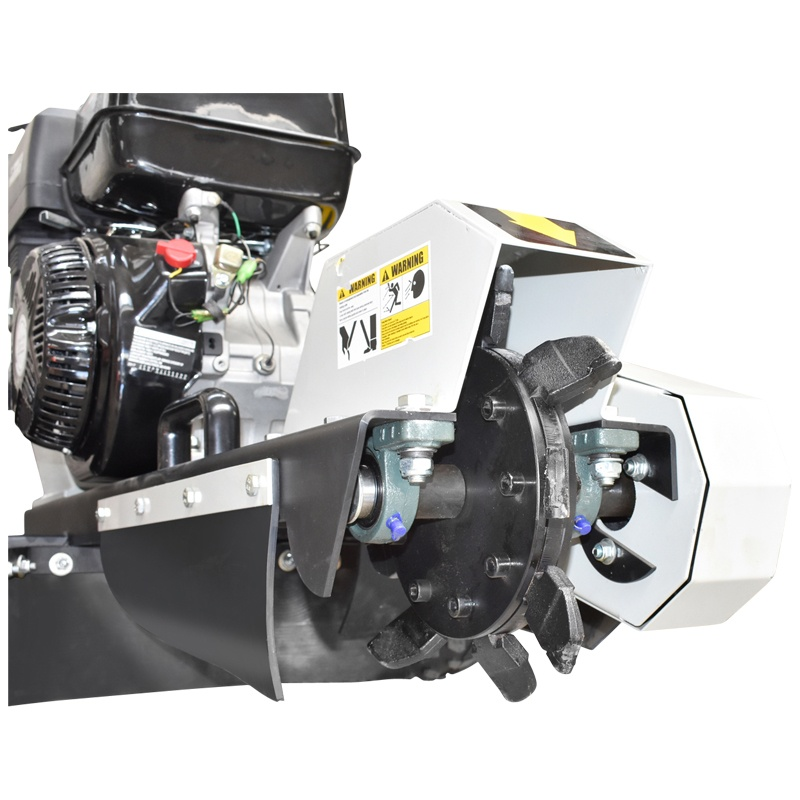 Masina de frezat cioturi pe benzina 15CP Trencher