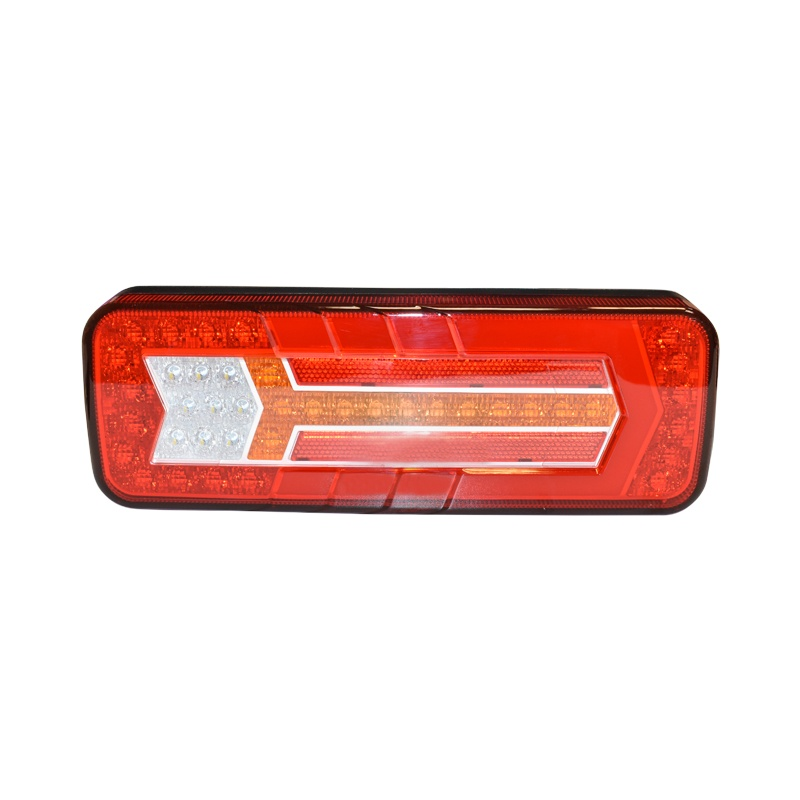Lampa LED camion, remorca spate 12-24V 284x57,2x100mm