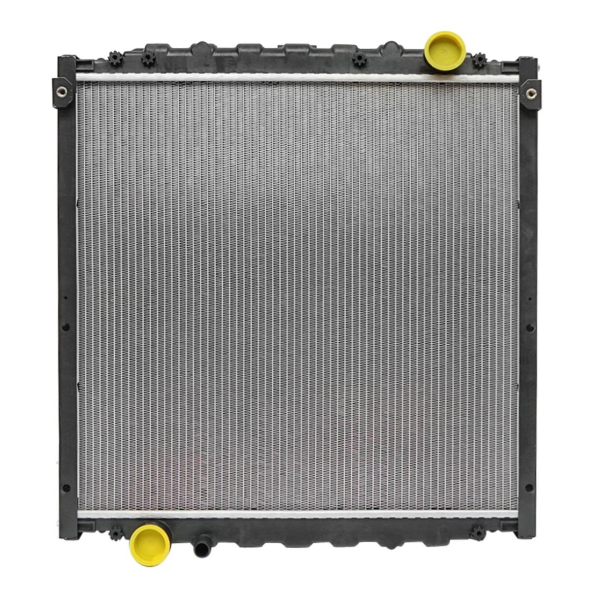 Radiator apa aluminiu MAN, TAF 670x660x85mm
