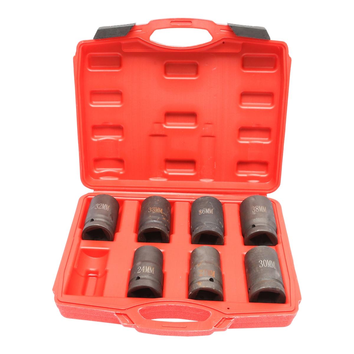 Set chei tubulare 10 buc 21-22-24-27-30-32-33-36-38-41