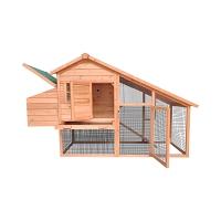 Cotet pentru pasari de curte, din lemn 1900x650x1130mm