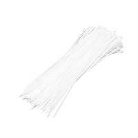 Colier plastic alb 360x4,8 set 100 buc