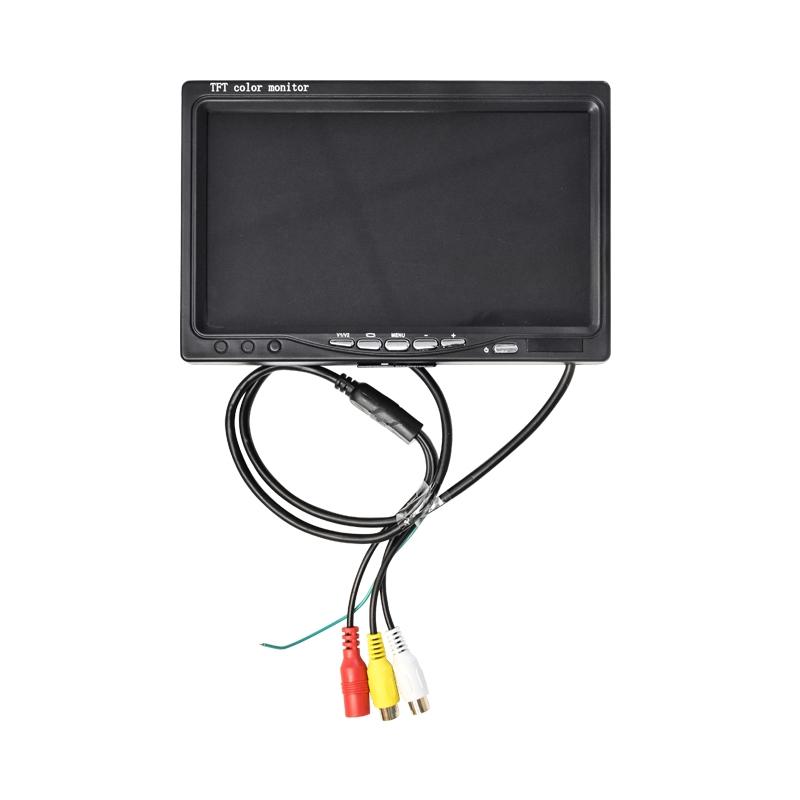 Camera marsarier wireless cu display 12V