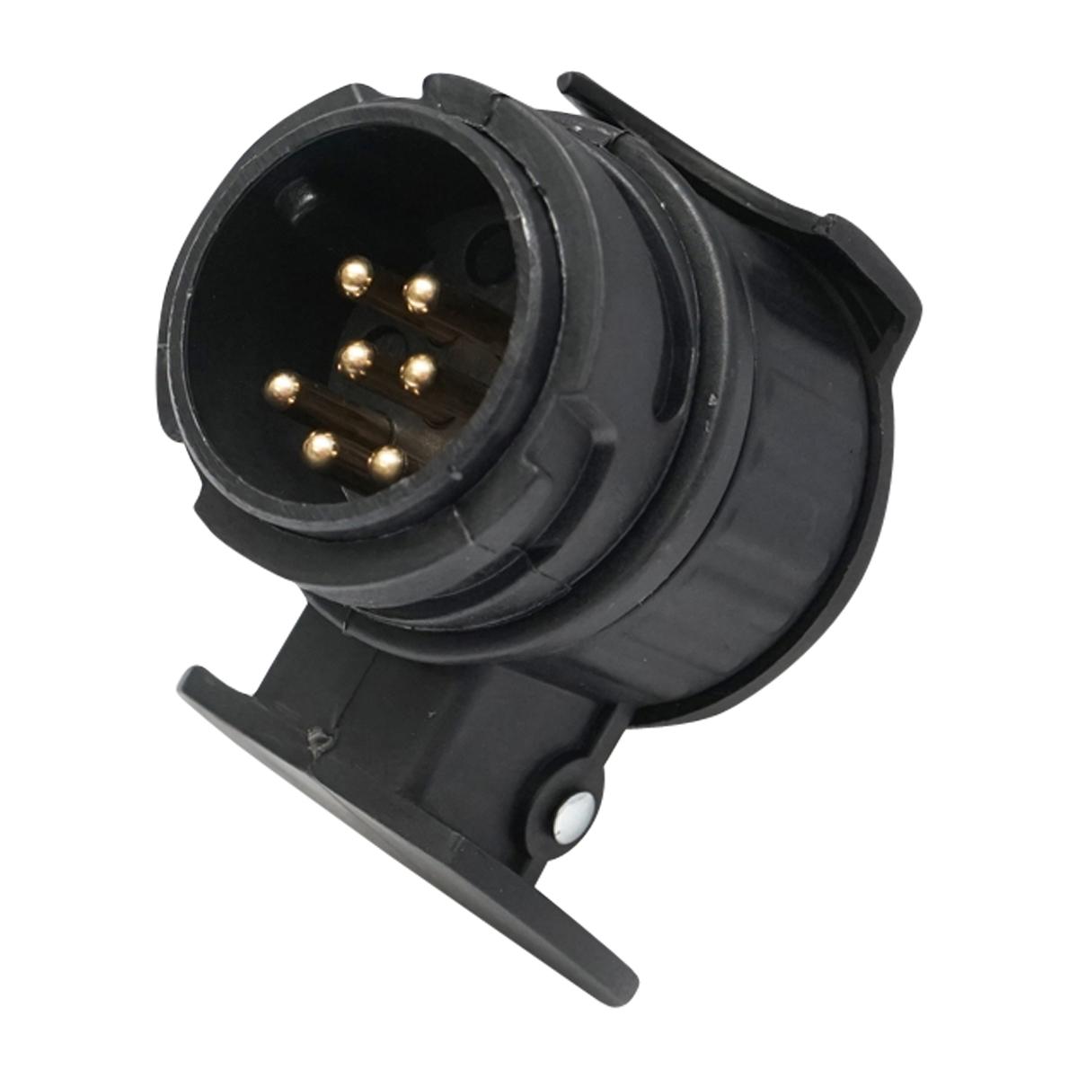 Adaptor priza remorca 13/7 pini 12/24V