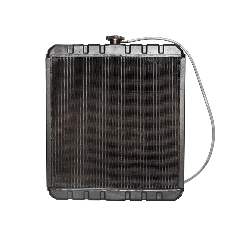 Radiator racire apa 620x550x67mm din cupru pentru Perkins, TAF