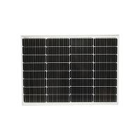 Panou solar fotovoltaic 75W 780x680x25mm Breckner Germany