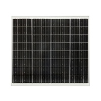 Panou solar fotovoltaic 100W 890x670x30mm Breckner Germany