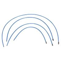 Set conducte servocomanda model nou reductor TAF, Perkins, MAN polipropilena L=90x132x61,5x103mm