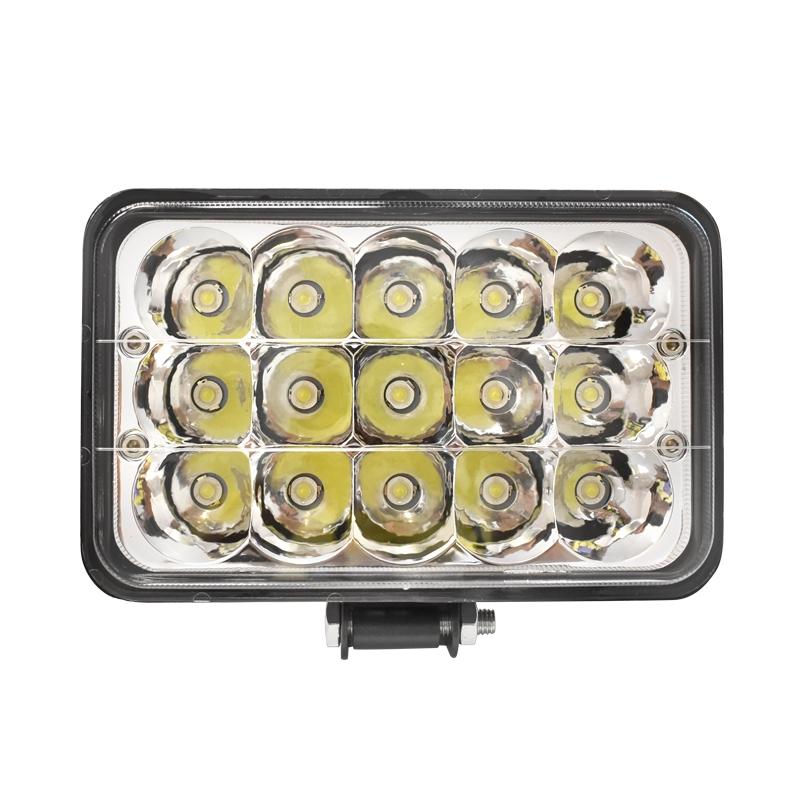 Lampa 15 LED-uri 2 faze 9-60V 15W 6000K Breckner Germany