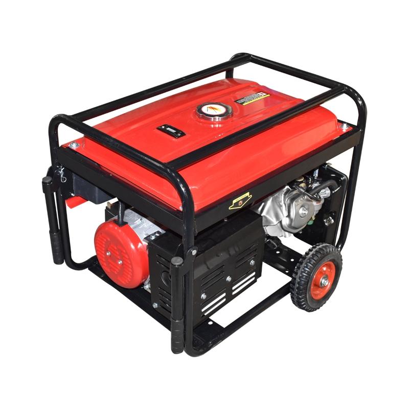 Generator curent pe benzina 220-380V 6.5KW 13CP THOR