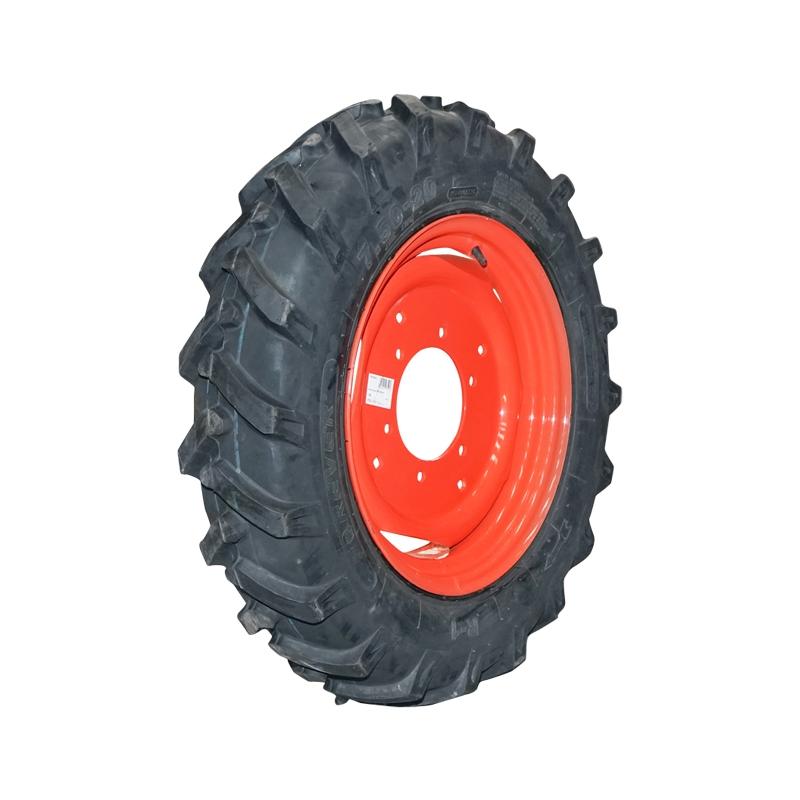 Roata completa 750/20 8PR R1 cu crampon fata tractor UTB U-650