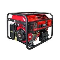 Generator curent pe benzina BS7500 220V-380V 1x380V, 2x220V 6.5 kw